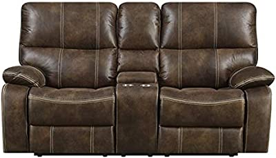 Amazon.com: New Classic Furniture 22-2320-25PH-EBY Vigo ...