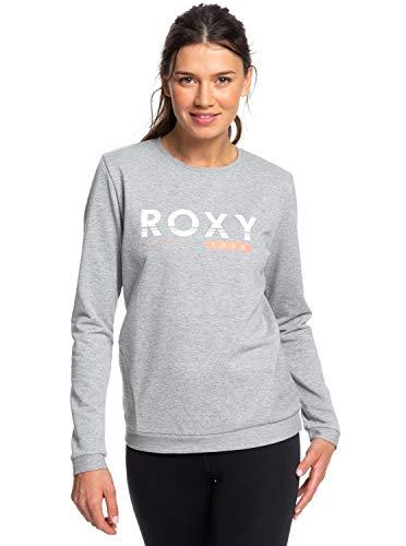 Roxy - Sudadera - Mujer - M - Gris