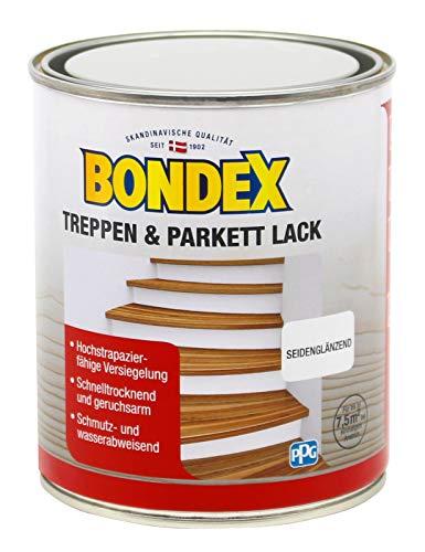 Bondex Treppen & Parkett Lack Seidenglänzend 0,75 l - 352557