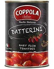 Coppola Datterini, Tomates Datterini 400g (Caja de 12)