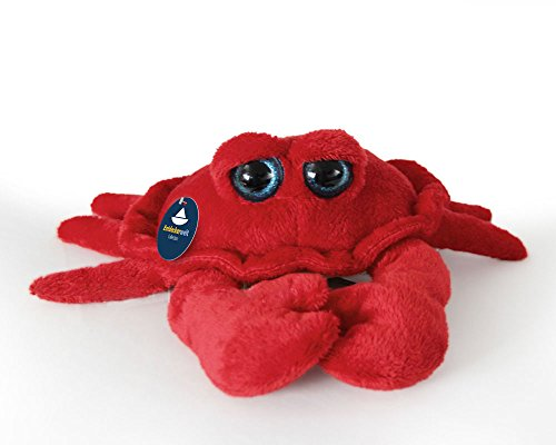 Entdeckerwelt Krabbe, Rot (B. Ohne Beine ca. 15 cm)