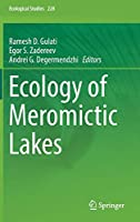 Ecology of Meromictic Lakes (Ecological Studies (228))