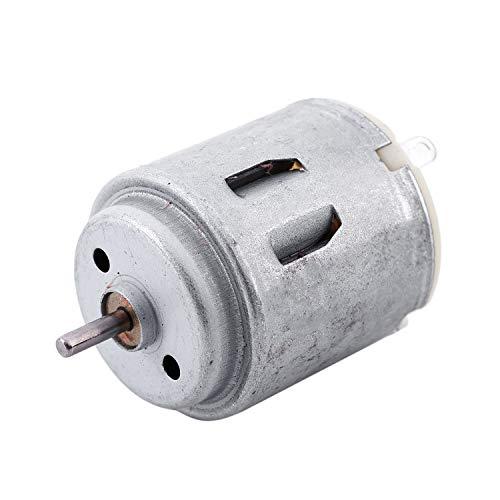 TOOGOO(R) 6.600 a 24. rpm pequeno motor electrico de corriente continua 1.5-6v...