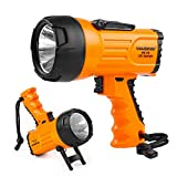 WASING 815 10 Watt 1000 Lumens LED Rechargeable...