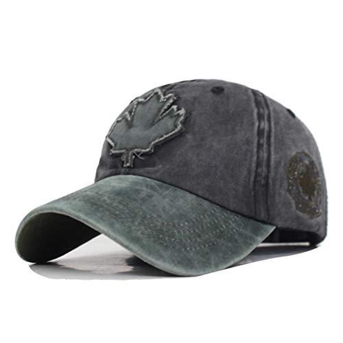 DGFB Frauen Baseball Cap Kanada Snapback Caps Hüte Für Männer Casquette Bone Male Trucker Outdoor Sports Dad Baseball Hut Cap