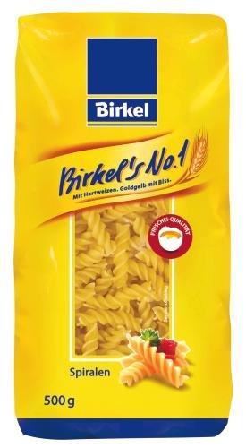 Birkel No.1 Spiralen, 12er Pack (12 x 500 g Beutel)