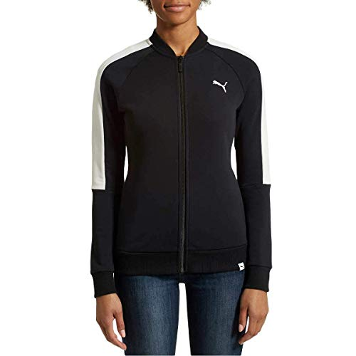 Puma Ladies Track Jacket (Black, Small)