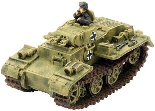 Ahorre hasta un 70% de descuento. Panzer 1F - German by Flames Of War War War  ahorrar en el despacho