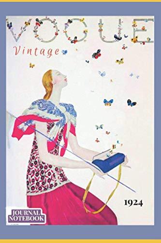 VINTAGE VOGUE: Journal/Notebook ...