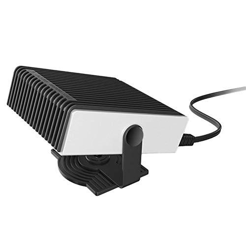 Rayber Calefactor portátil para coche de 12 V y 24 V, para dos fines, calefacción de temperatura ajustable