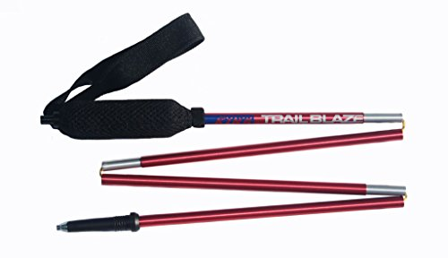 Mountain King Trailblaze Chaussettes, Mixte, 5060308830711, Red, 125 cm