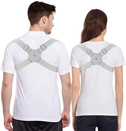 Back Support Posture Corrector Back Brace Posture Corrector - Best Fully Adjustable Support Brace - Improves Posture And Provides Lumbar Support -for Improve Posture Provide And Lower And Upper Back P