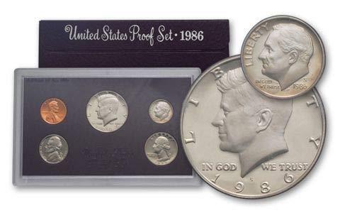 1987 United States Mint Proof Set Original Government Packaging Superb Gem Uncirculated