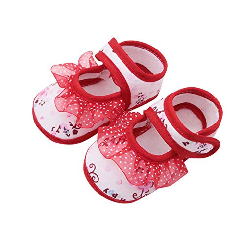Baby Shoes Solid Infant Girls Shallow First Walkers Toddler Plush Ball Anti Slip Moccasins 0-18 Months Black