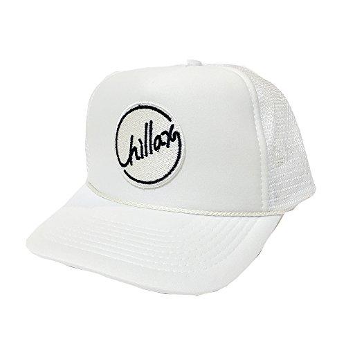 Chillax Mesh Cap (White)