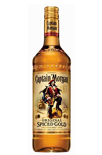 Ron - Captain Morgan Spiced Gold 70 cl