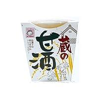 蔵の甘酒(ノンアルコール) 180gカップ12個入