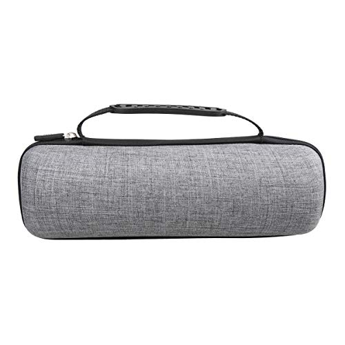 Hard Travel Carrying Storage Case Compatible with JBL Charge 3 JBLCHARGE3BLKAM Waterproof Portable Bluetooth Speaker by Aproca (Grey).