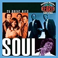 Soul-K-Earth Oldies Radio-Motown Soul & Rock 'n