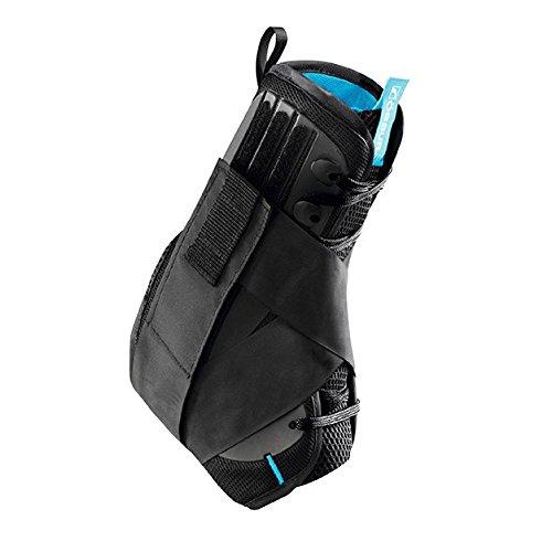 Össur Sprunggelenkorthese Advanced - Knöchel-Bandage zur Unterstüzung - Fuß-Bandage - Fuss-Stütze - Knöchelstüze, Größe:L, Farbe:Schwarz - 1 Stück