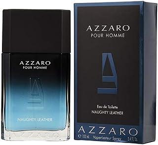 AZZARO Pour Homme Naughty Leather Men's Eau de Toilette, 100 ml