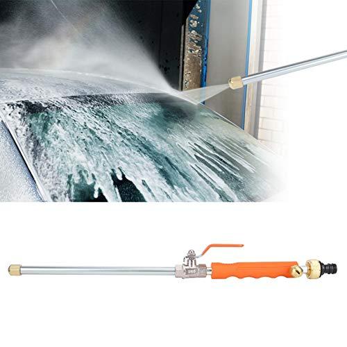 Aoutecen Pulverizador de Agua de Alta presión para riego agrícola para Lavado de automóviles(Orange)
