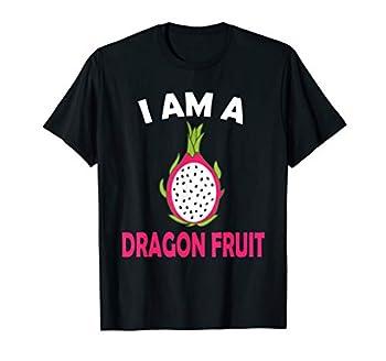 Funny Dragon Fruit Halloween Costume I Am A Dragon Fruit T-Shirt