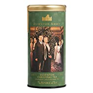 The Republic of Tea Downton Abbey Christmas Tea 2.03 oz each - Gourmet Christmas Gift for the Holidays (2 Items per Order, Not per Case)