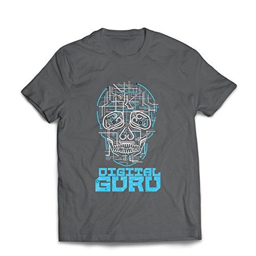 lepni.me Camisetas Hombre El gurú Digital - Ideas...