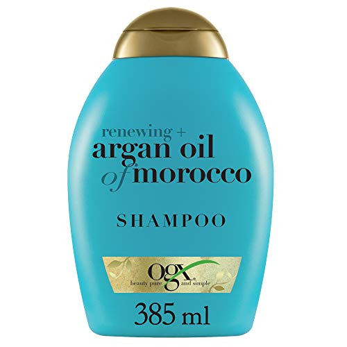 OGX, Shampoo, Renewing + Argan Oil of Morocco, Olio di...