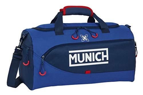 Safta Bolsa de Deporte de Munich Retro, 500x250x250mm