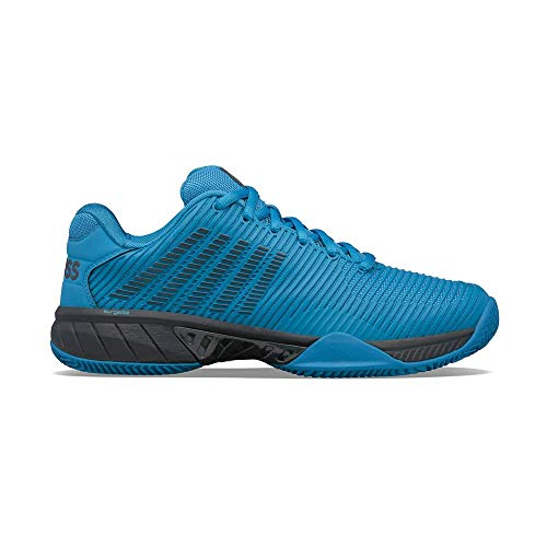 K-Swiss HYPERCOURTEXPRES2HB, Zapatos de Tenis Hombre, Azul, 44 EU