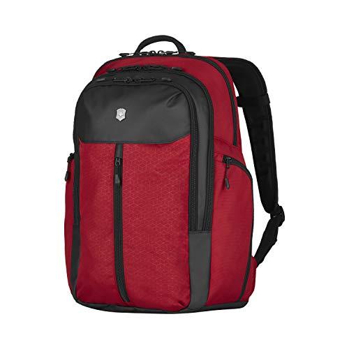 Victorinox Altmont Original Vertical-Zip Laptop Backpack - Zaino porta PC Laptop 17 Pollici con tasca Tablet - 23x33x47cm - 24l - Rosso