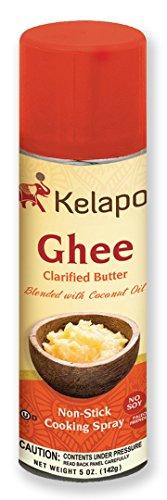 Kelapo Ghee Cooking Oil Spray, 5 oz