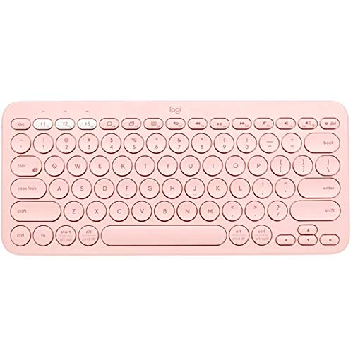 teclado qwerty inalámbrico fabricante Logitech