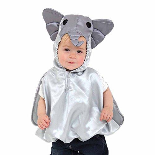 Lucy Locket - Déguisement d'éléphant- déguisement pour enfant - Costume éléphant pour bébé et enfant de 1 à 2 ans