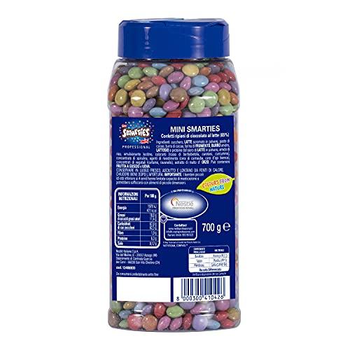 Nestlé Smarties Professionale Mini Confetti Ripieni Di Cioccolato - 700 g