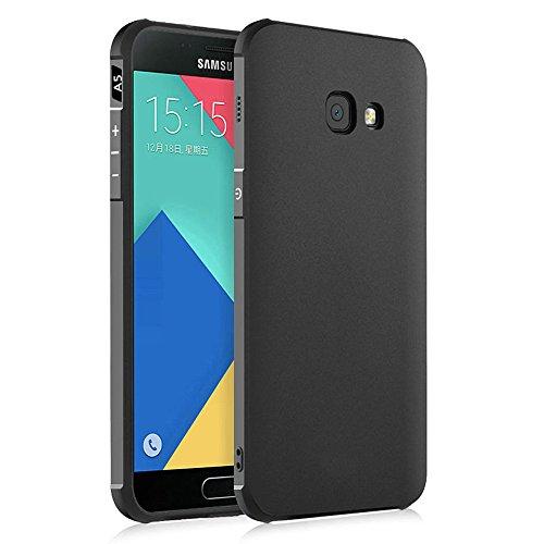Hevaka Blade Samsung Galaxy A5 2017 Funda - TPU Carcasa Smart Case Cover Para Samsung Galaxy A5 2017 - Negro