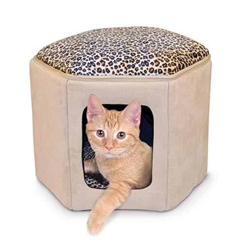 Kitty Sleephouse Heated Pet Bed