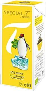 Original Special T - Ice Mint - Erfrischende Minze - Bio- Kräutertee - 20 Kapseln 2 Packungen für Nestlé Tee Maschinen - hier bestellen