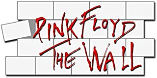 Pink Floyd - Pin Pin - The Wall Logo (in One Size)