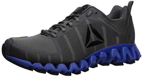 Reebok Men's ZigWild Tr 5.0 Running Shoe, Alloy/Trek Grey/Black, 7 M US