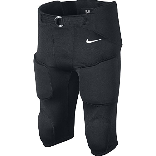 NIKE Boy's Recruit 2.0 Football Pant Black/White Size Small