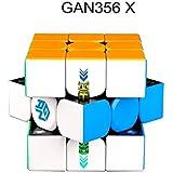 XMD GAN356X 競技用 パズル 磁石搭載 高級者キューブ (Numerical IPG ステッカーレス)