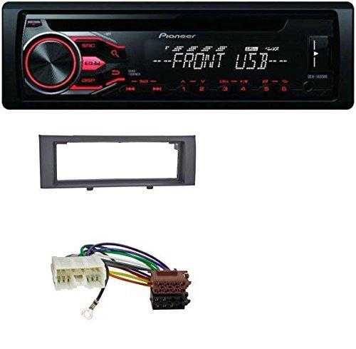 Pioneer CD MP3 USB AUX Autoradio für Mitsubishi Colt (2004-2008)