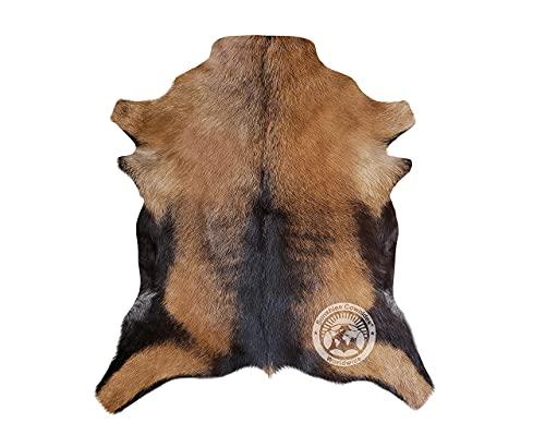 Alfombra de Piel de Cabra Exotic - 75 cm x 60 cm - Pieles del Sol