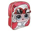 L O L Surprise! | Mädchen Tasche | Rucksack | Handtasche | Einzigartiges Groß für Feiertage Und Schule! | ''Leading Baby'' Rucksack! |