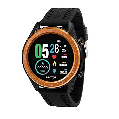 Sector No Limits S-02 Orologio Uomo, Digitale, Smartwatch - R3251545003