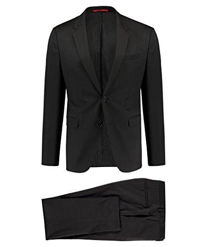 HUGO Herren Aeron2/Hamen2 Anzug, Schwarz (Black 001), 94