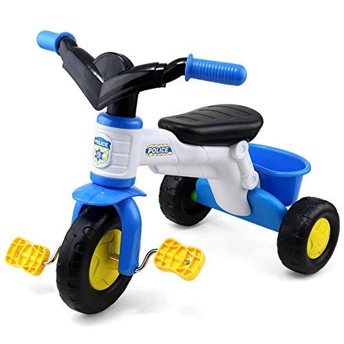 XH&XH Cochecito de bebé Triciclo para niños Bicicletas Andadores de bebé Montar en Bicicleta Coches Bicicletas para niños Juguetes para Actividades al Aire Libre